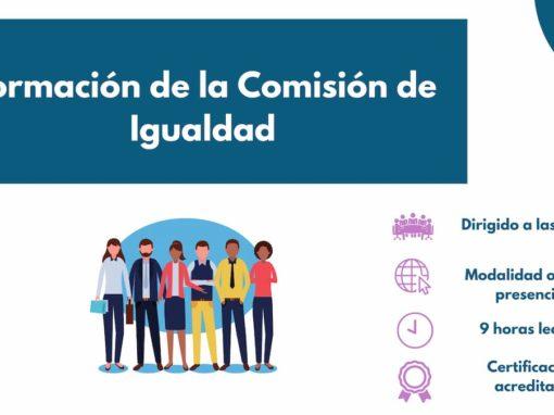 Formación de la Comisión de Igualdad