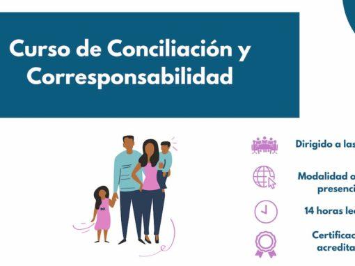 Curso de Conciliación y Corresponsabilidad