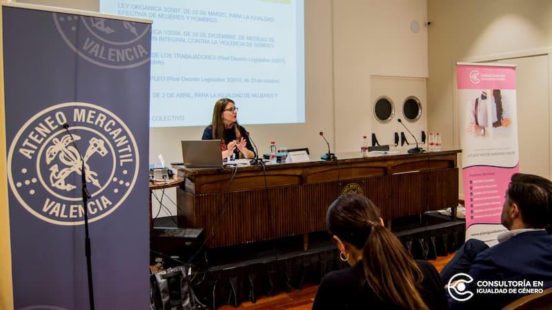 Mª Belén Fuster Giménez. Jefa Adjunta de la Inspección de Trabajo y Seguridad Social