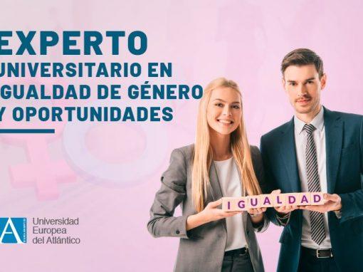 Curso de Experto en Igualdad de Género y Oportunidades