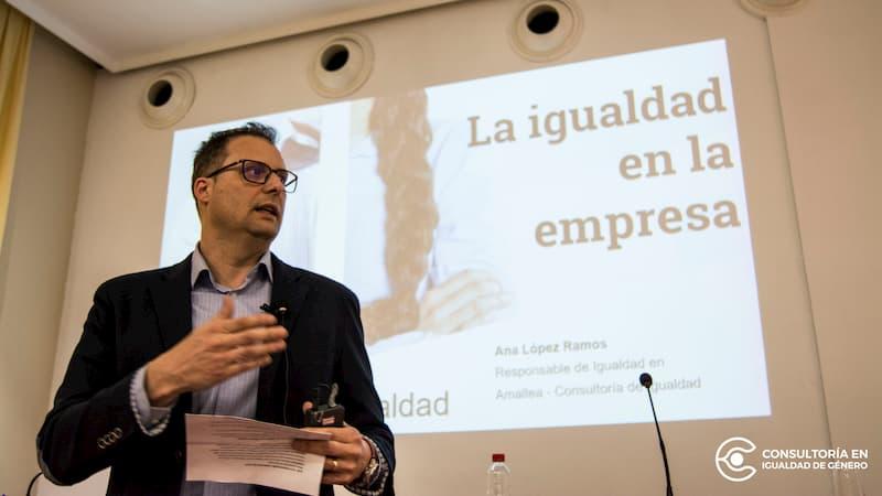 Germán Cañavate técnico de prevención de OTP – Oficina Técnica de Prevención y colaborador de Amaltea - Consultoría en Igualdad de Género