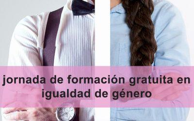 Jornada Formativa Gratuita sobre Igualdad de Género