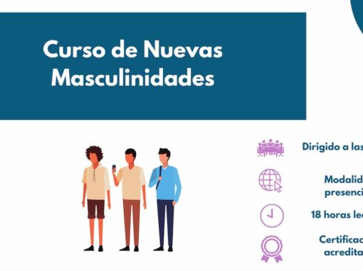 Curso de Nuevas Masculinidades