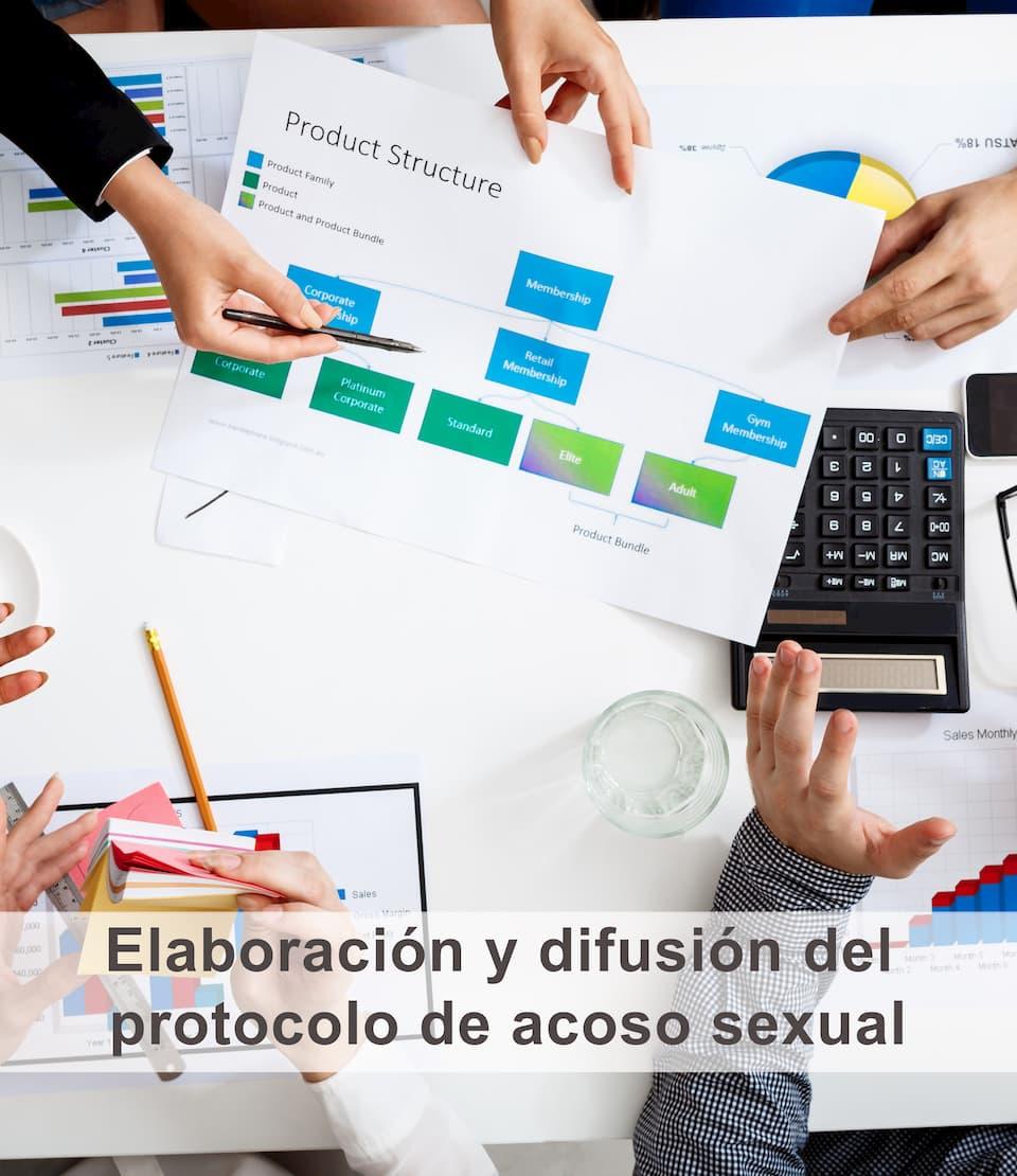 protocolo acoso sexual