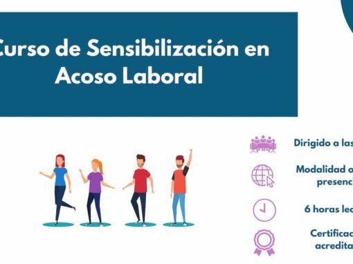 Curso de Sensibilización en Acoso Laboral