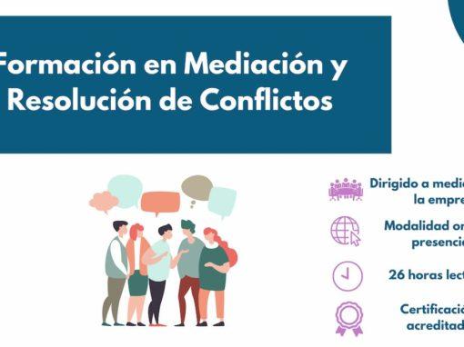 Formación en Mediación y Resolución de Conflictos