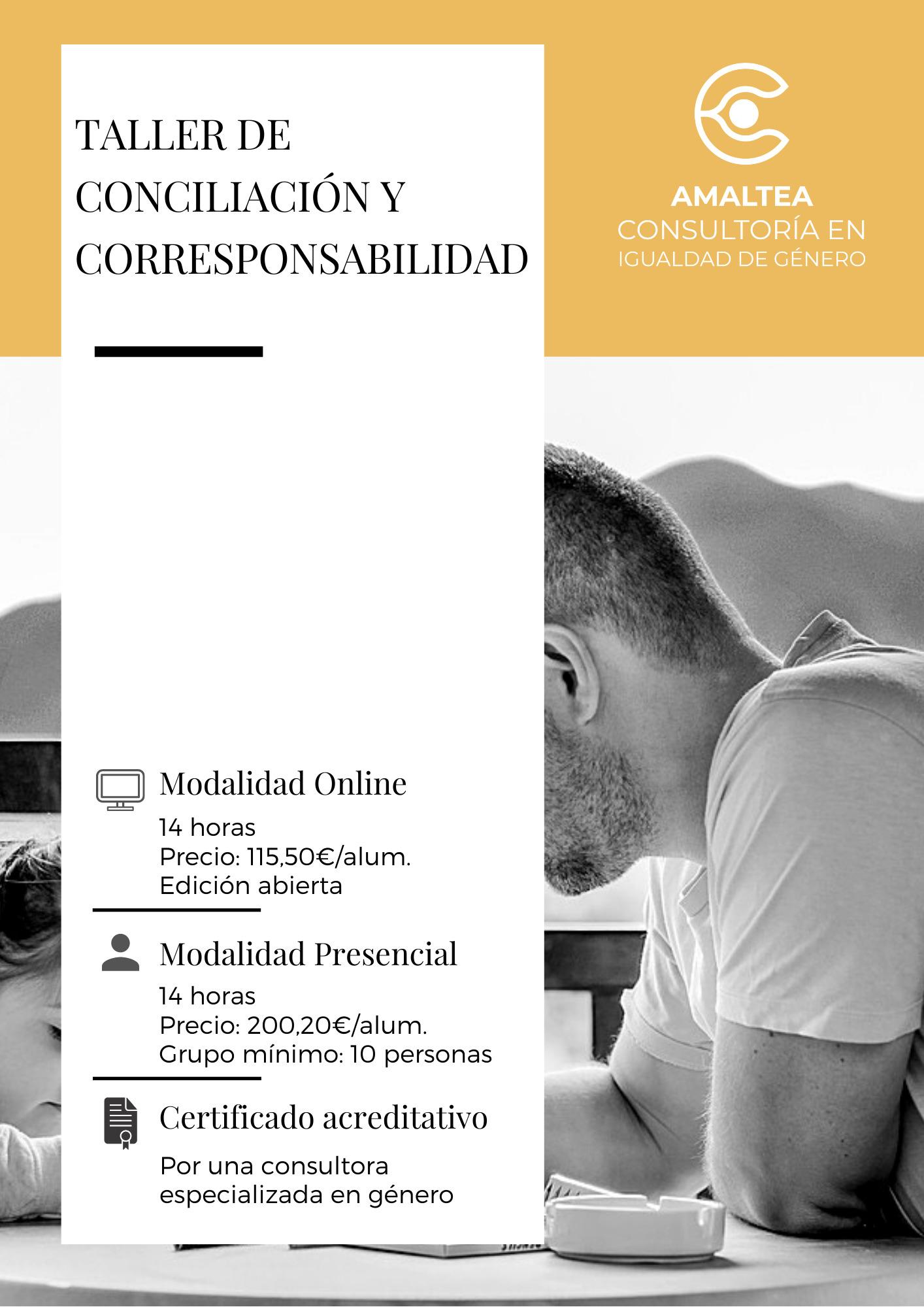 Curso de Conciliación y Corresponsabilidad 1